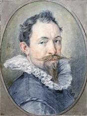 Hendrick Goltzius_Autorretrato_1593-94.