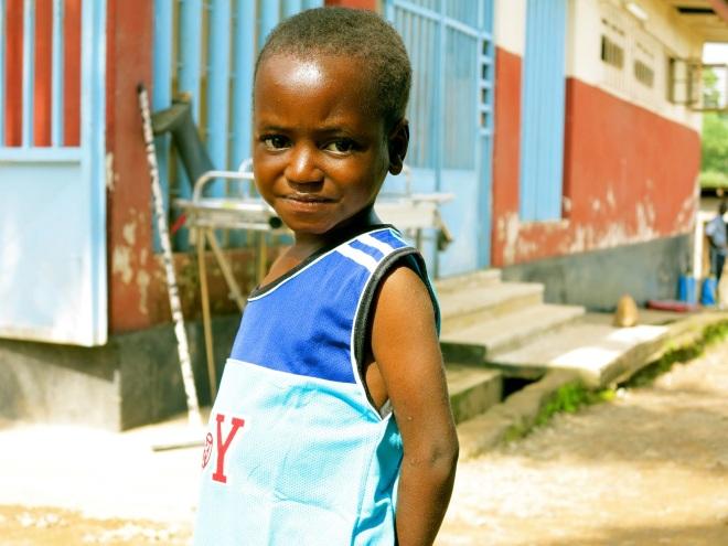 UNICEF Ebola Survivors Sierra Leone