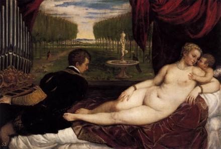 Venus - Tiziano Vecelli