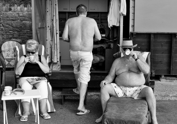B&W Candid Photography Essay – Take A Look & Have A Chuckle