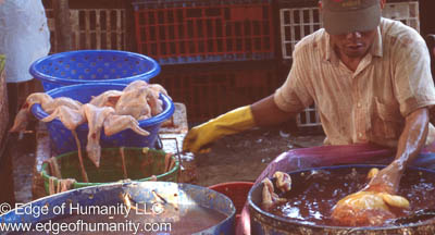 Food/Travel Photography – Small Meat Markets Around TheWorld