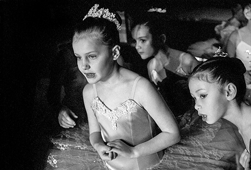 Documentary Photography – Young Dancers Before Showtime In Sydney Australia