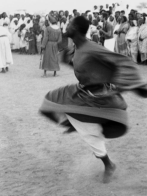 Dervish Dancing or the Dhikr. Omdurman Sudan