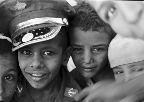Children Kassala Region Sudan