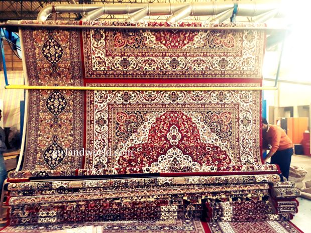 Carpets in Jammu & Kashmir