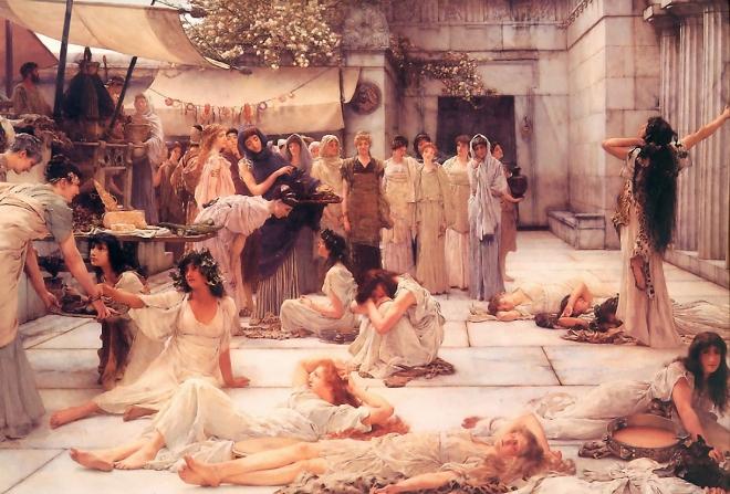 La mujer de Amfissa-1887