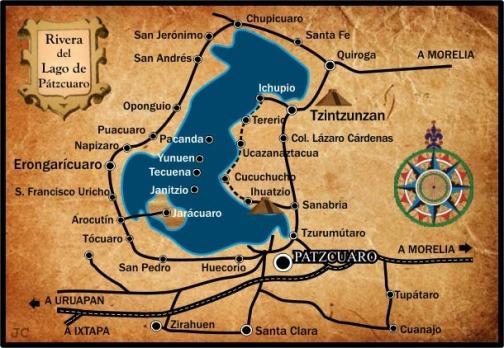 Mapa_lago_patzcuaro