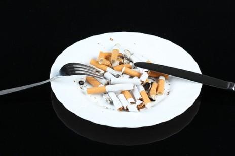 comida-fumar