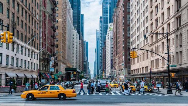 Un vasco en Nueva York:TXIKITO