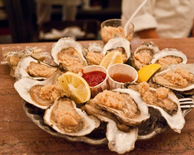 Oyster Bar: ostras e historia en NuevaYork