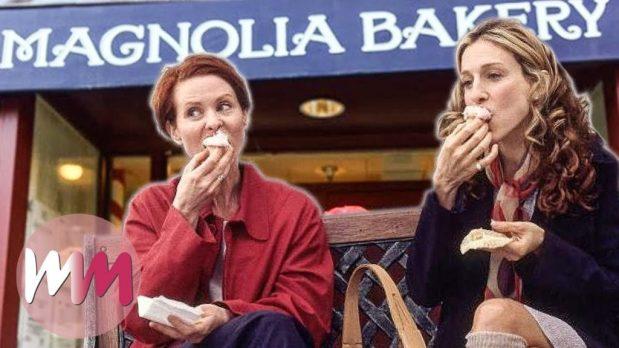 Magnolia Bakery, pastelería de Sexo en Nueva York, visitaEspaña