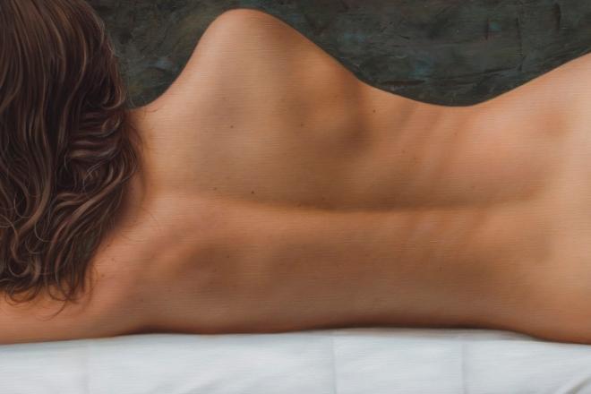 La linea de tu espalda 140 x 180 detalle 04