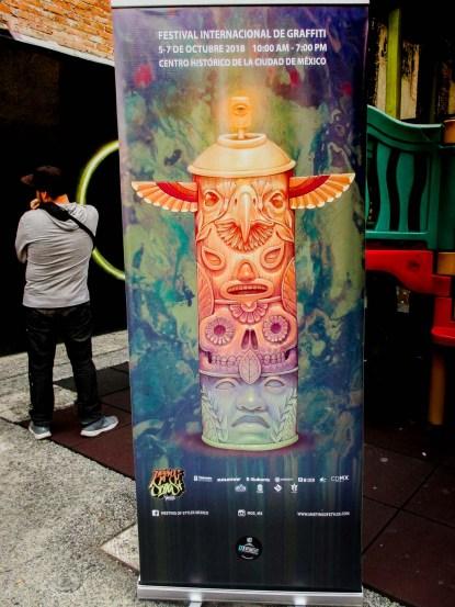 CENTRO HISTORICO MEXICO FESTIVAL GRAFITI_7
