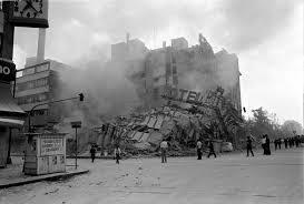 hotel regis, el financiero terremoto mexico 1985